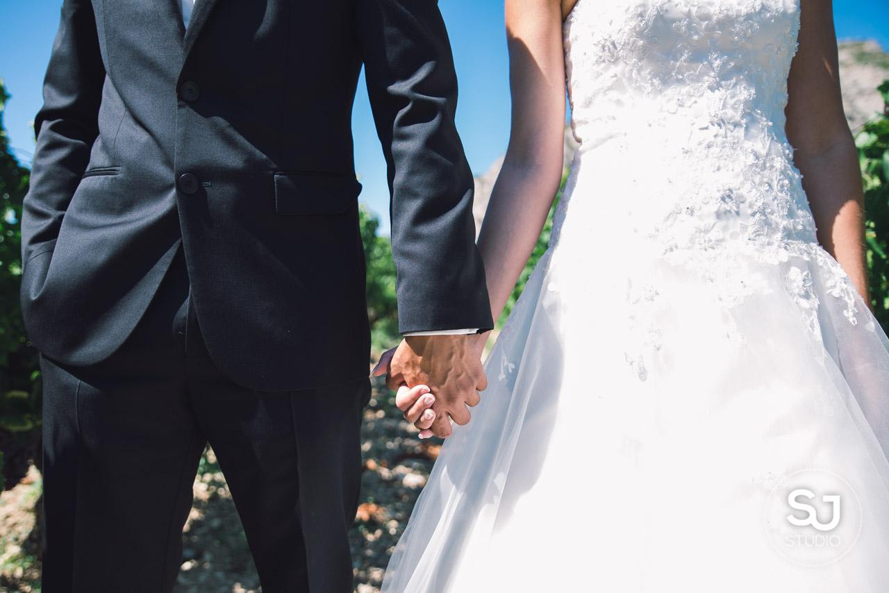 Mariage Mas des Thyms Baux de Provence Photographe de Mariage-11