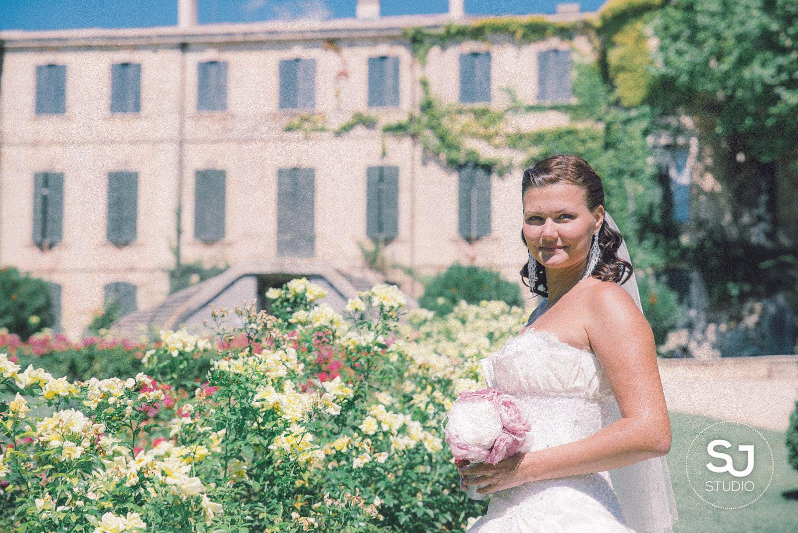 Photographe de Mariage Chateau d'Estoublon Arles Provence Alpilles-3-2