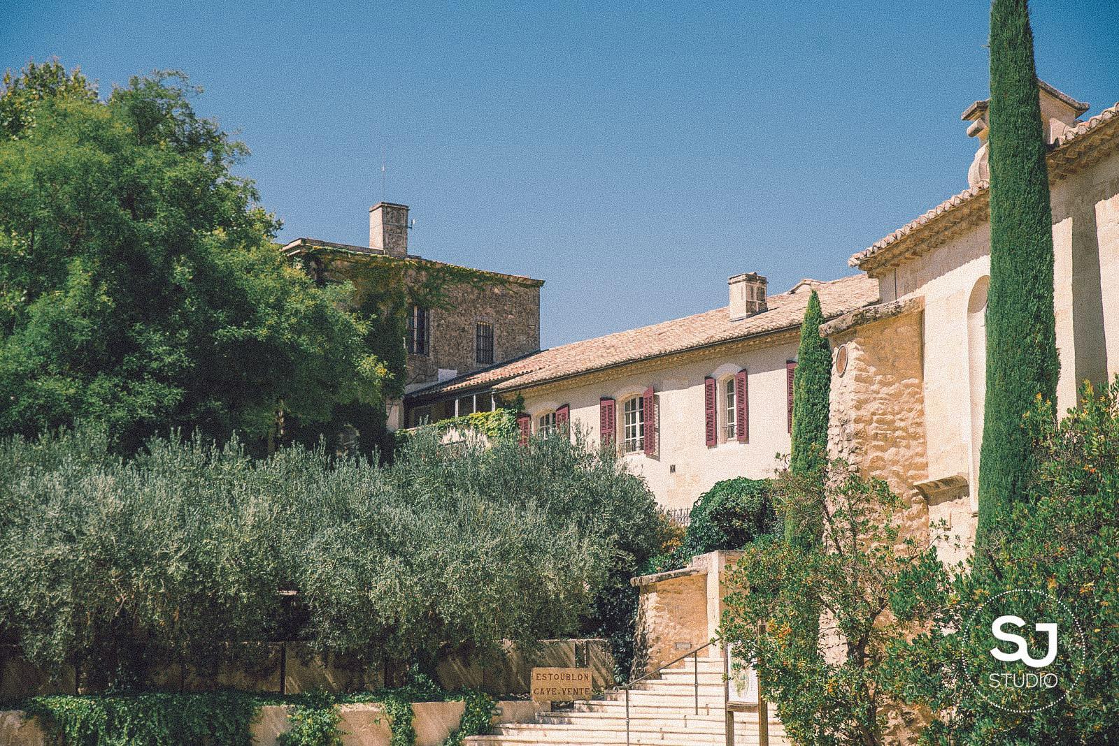 Photographe de Mariage Chateau d'Estoublon Arles Provence Alpilles-4-2