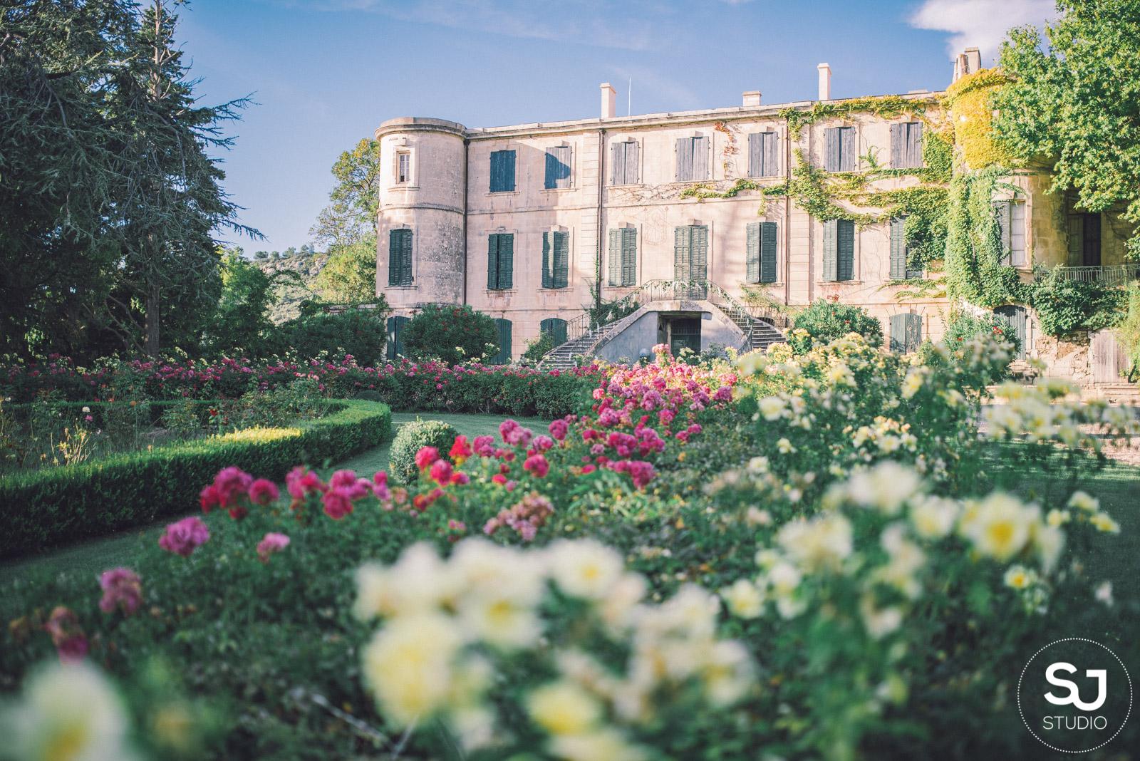 Photographe de Mariage Chateau d'Estoublon Arles Provence Alpilles-5