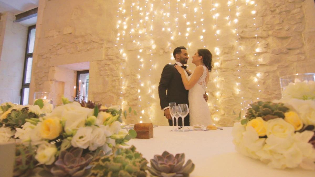 Mariage à l'Auberge du Parc à Orgon & Maussane-les-Alpilles en Provence