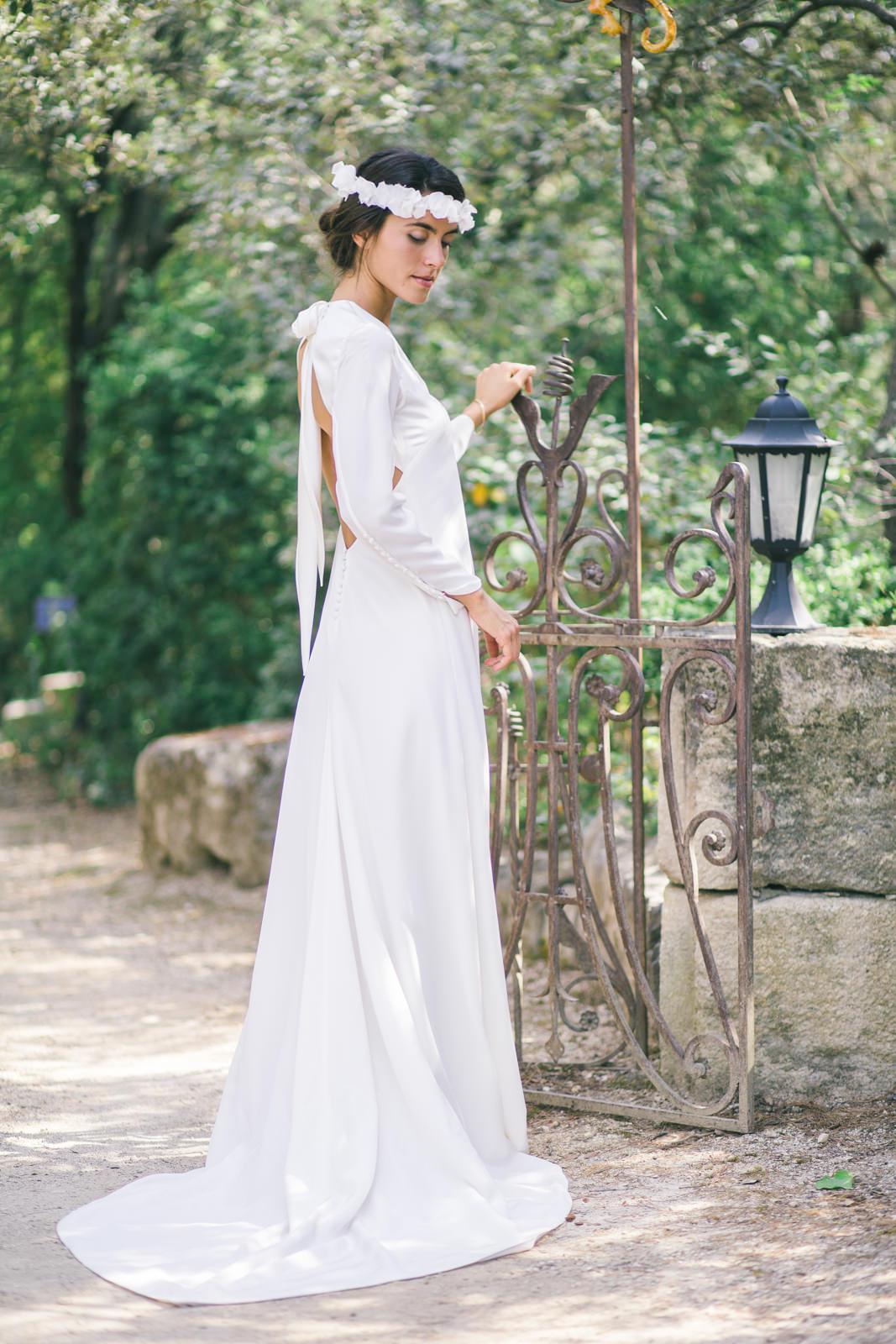 Creatrice robe de mariee nimes