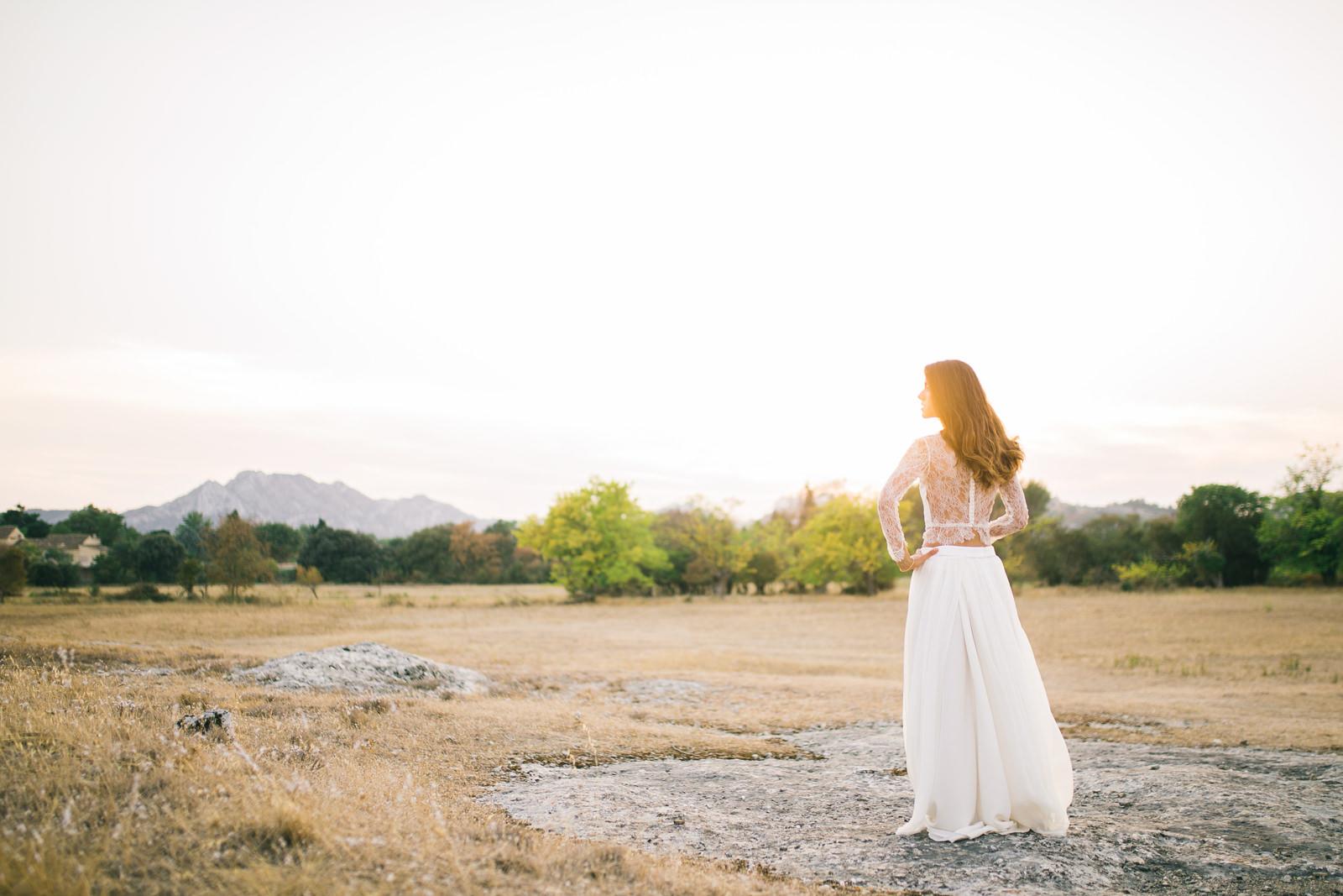 Shooting Maison Capelier – Créateur de jolies Robes de Mariée
