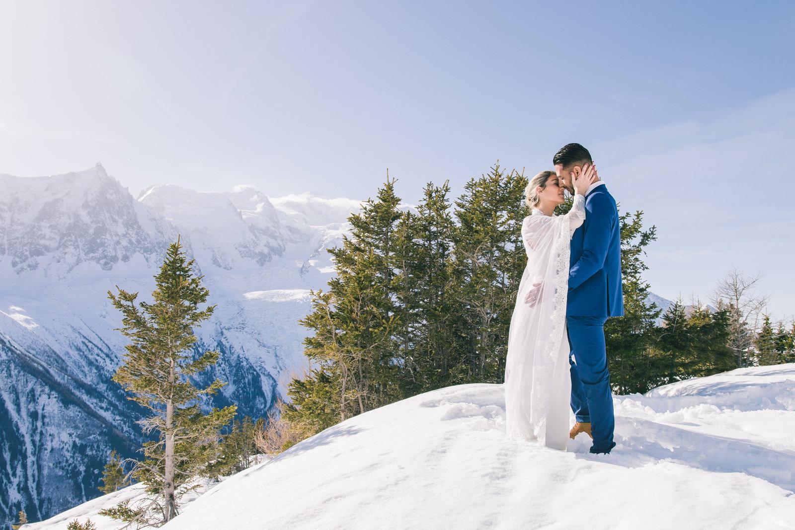 Mariage à Chamonix – Day After