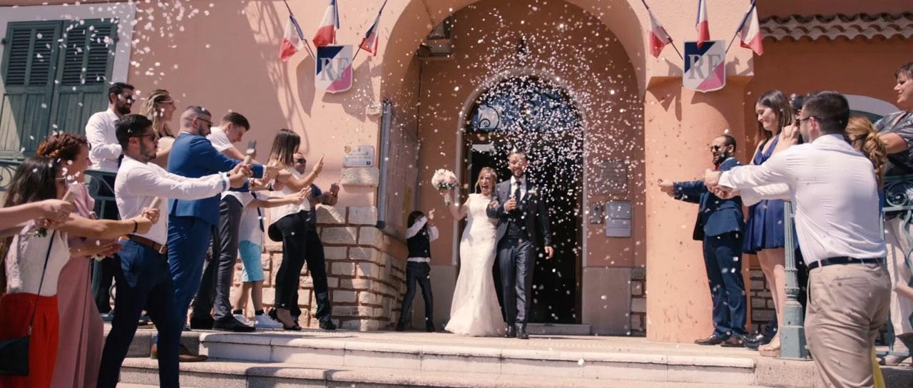 Film de Mariage Videaste de Mariage Marseille Aix en Provence