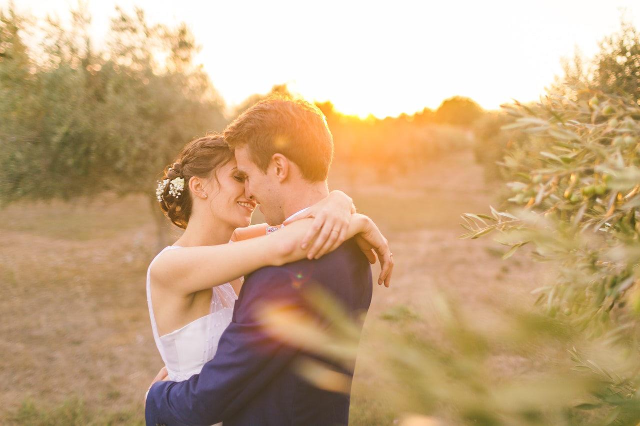 Mariage au Mas d'Arvieux à Tarascon