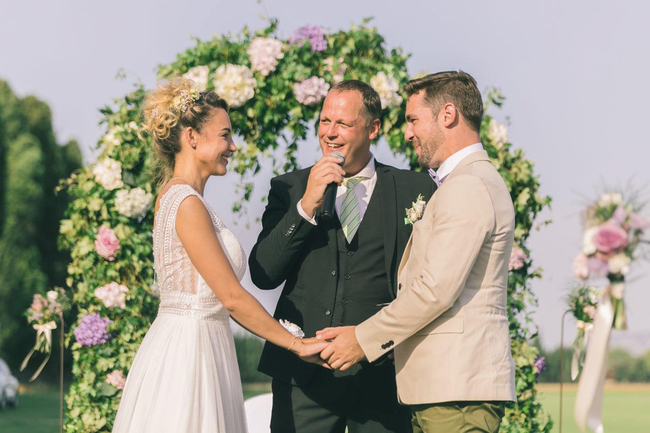 Mariage entre Avignon et Cavaillon au Haras Saint-Estève
