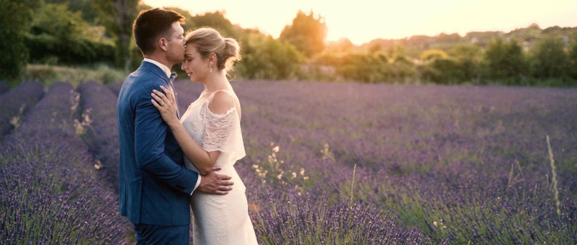 Film de Mariage à l'Abbaye Saint Eusèbe