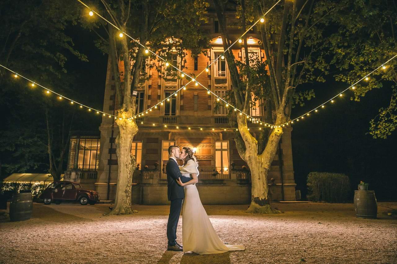 Mariage au Château la Beaumetane à Lançon-de-Provence