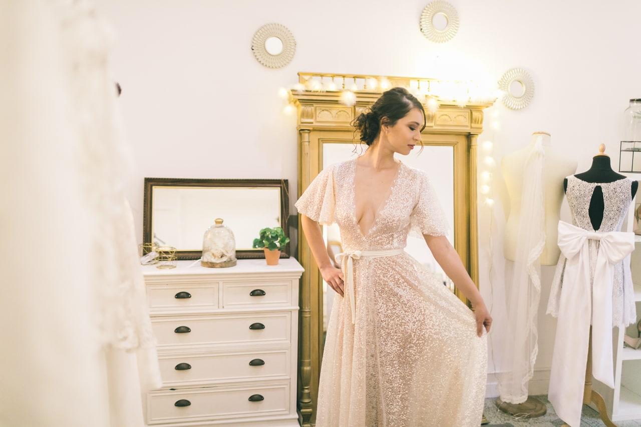 Robe de Mariée à Marseille – Gisèle et Simone