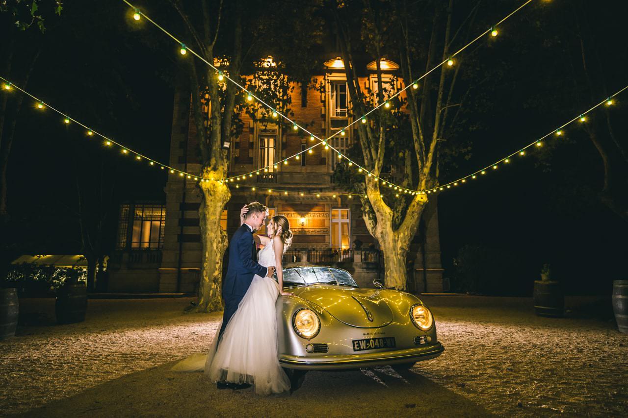 Mariage au Château La Beaumetane