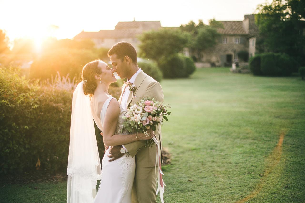 Mariage au Mas de la Rose à Orgon en Provence
