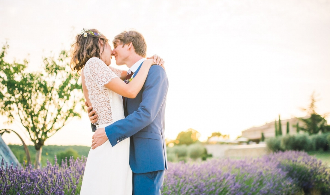 Mariage à la Verrière au Crestet près de Vaison-la-Romaine
