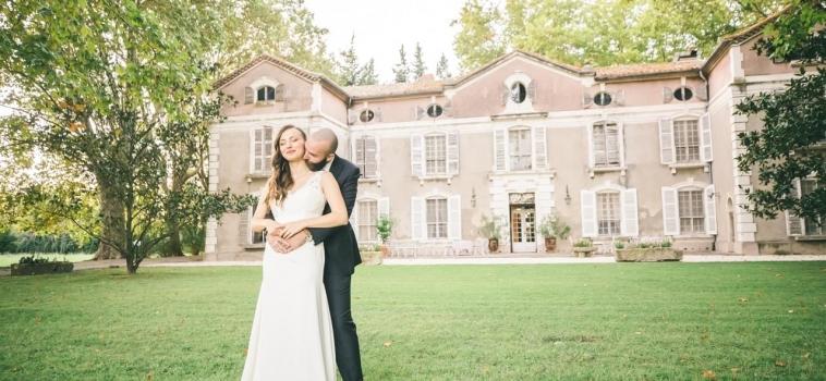 Mariage au Château de Vergières à Saint-Martin-de-Crau