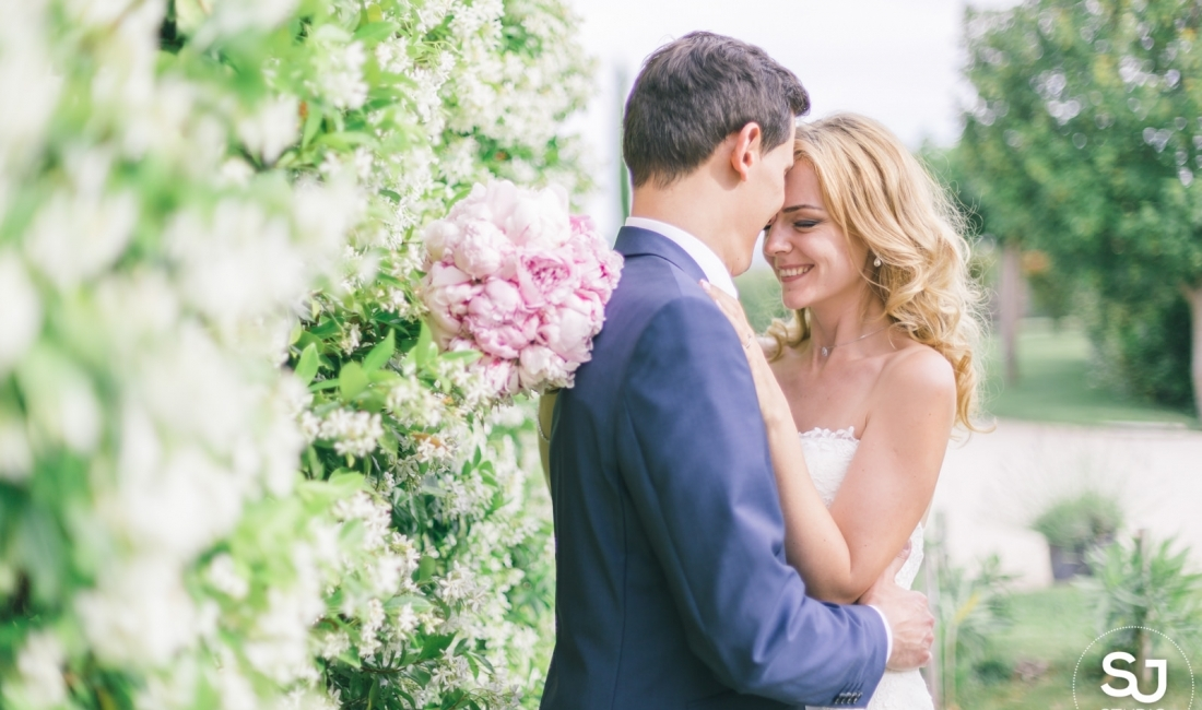 Mariage au Domaine de Sarson et Vaison la Romaine