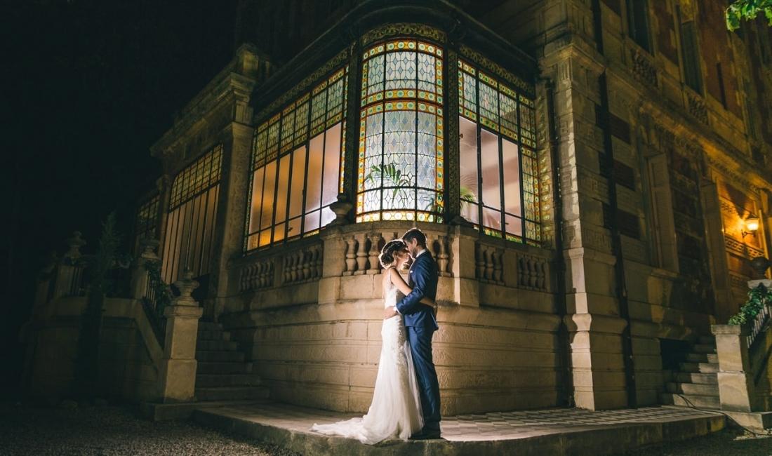 Mariage à Marseille et au Château la Beaumetane