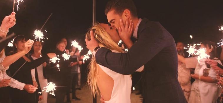 Mariage à Martigues et au Mas des Thyms