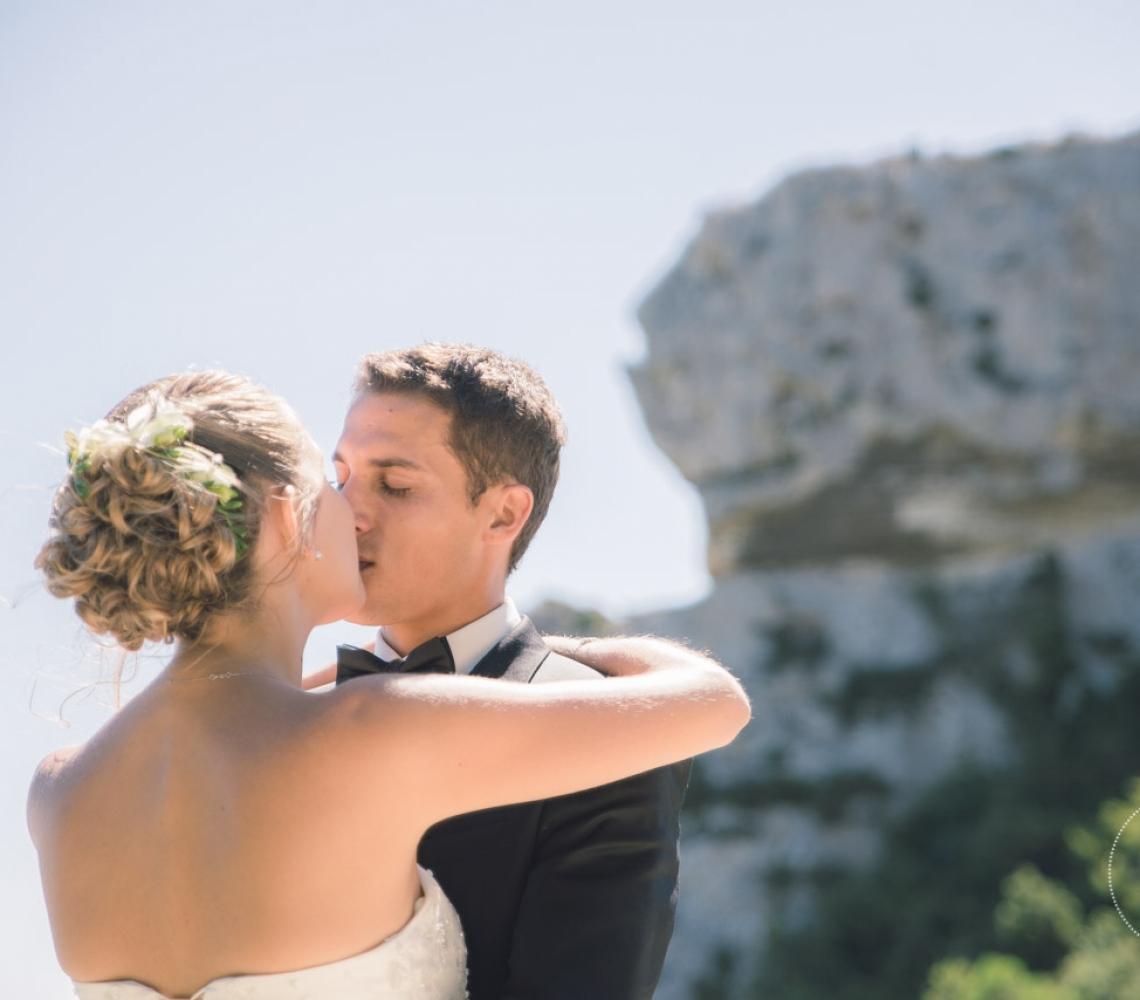 Mariage Mas des Thyms Baux de Provence Photographe de Mariage-16