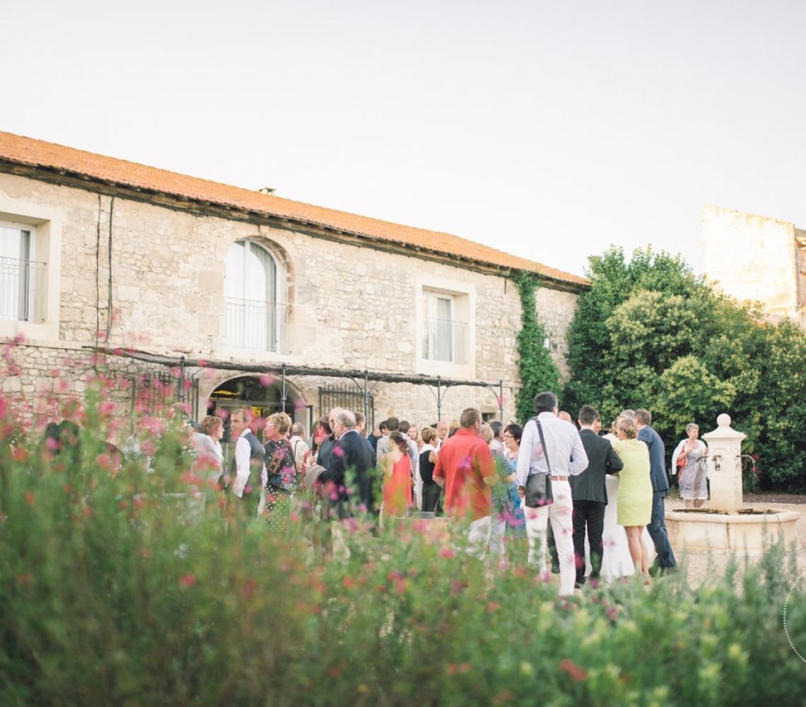 Mariage Mas des Thyms Baux de Provence Photographe de Mariage-30