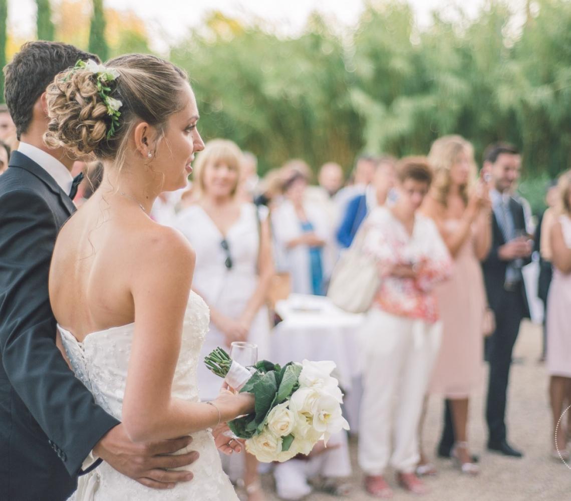 Mariage Mas des Thyms Baux de Provence Photographe de Mariage-35