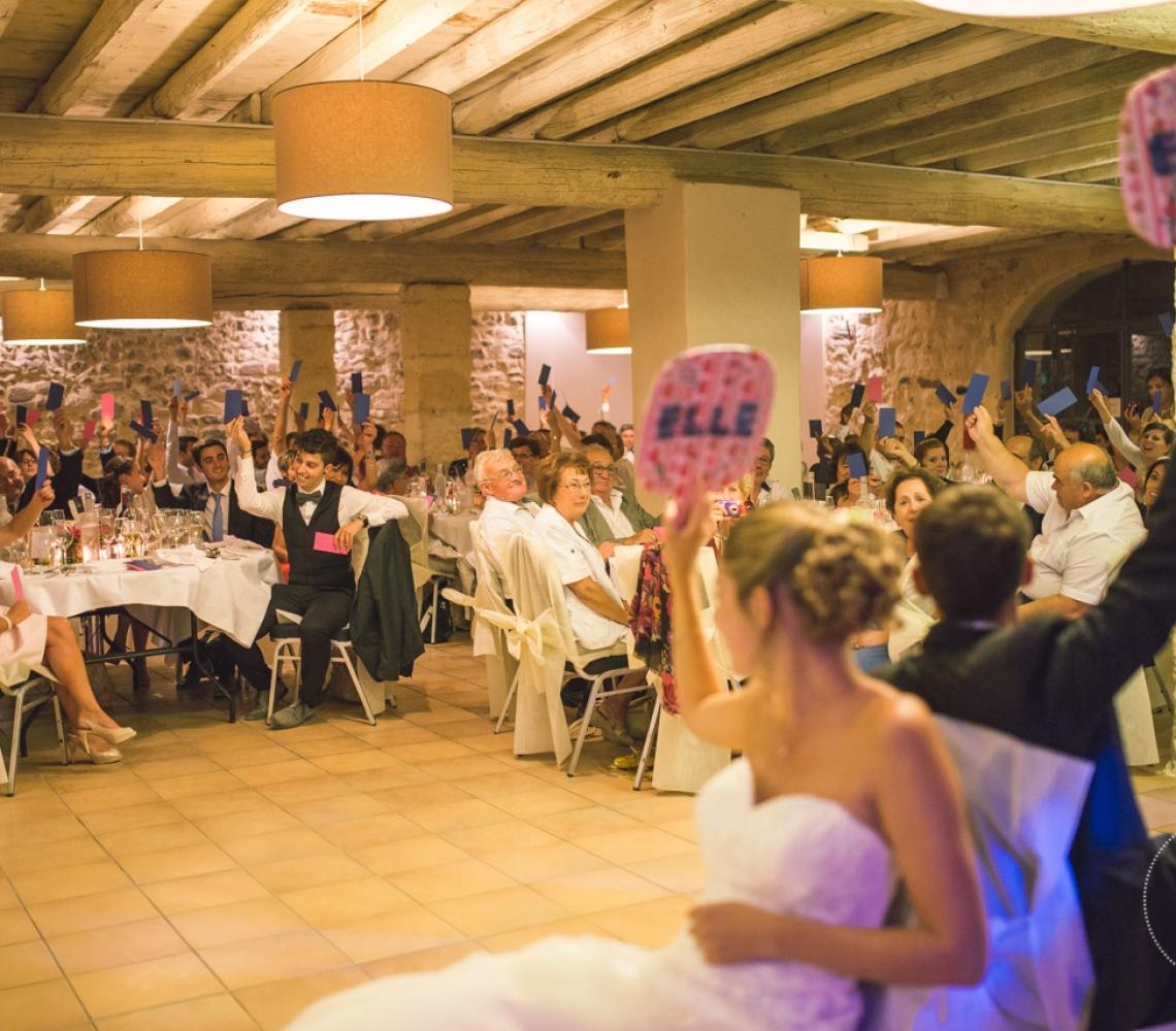 Mariage Mas des Thyms Baux de Provence Photographe de Mariage-46