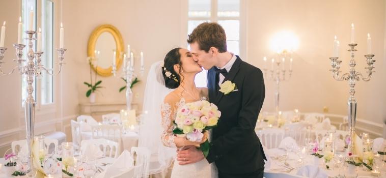 Mariage à Aix en Provence et Château la Beaumetane