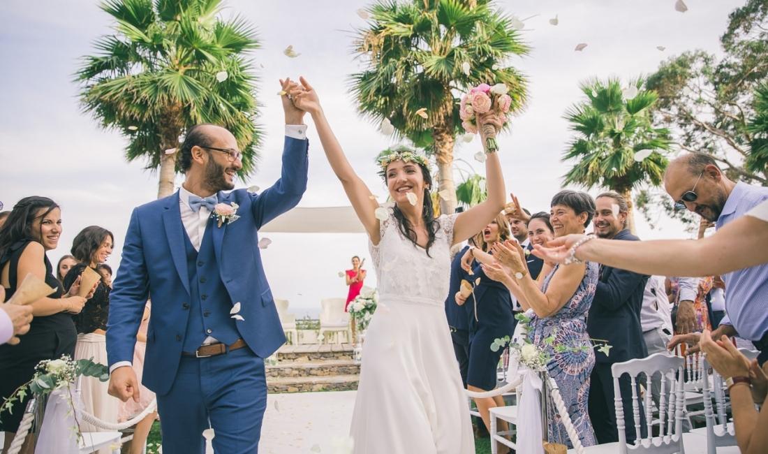 Mariage aux Pins Penchés & Marseille