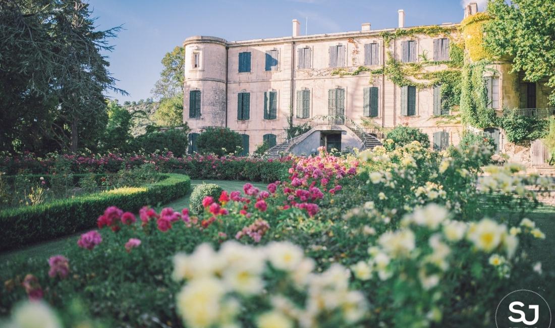 Mariage au Château d'Estoublon